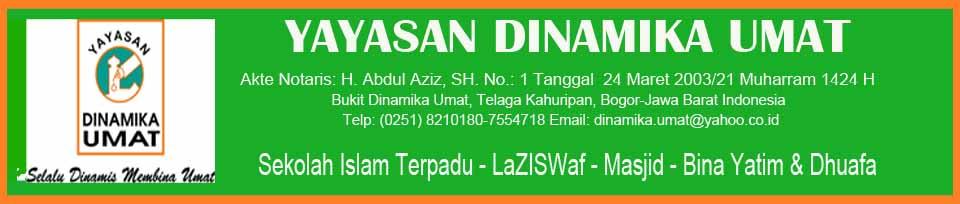 Yayasan Dinamika Umat – Bogor
